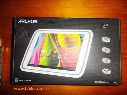 test archos carbon