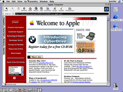 MacOS81 screenshot