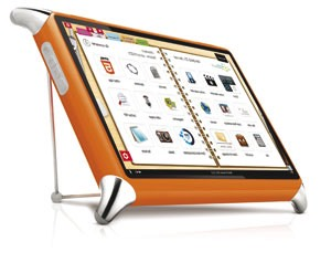 Tablette TED orange