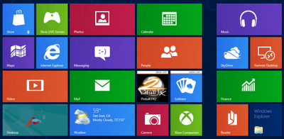 WIndows 8 services